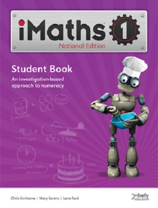 iMaths:  1 - Student Book [For the Aust Curriculum]