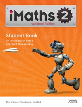 iMaths:  2 - Student Book [For the Aust Curriculum]