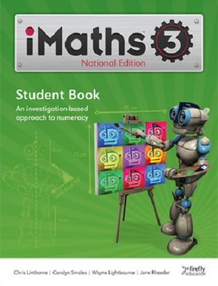 iMaths:  3 - Student Book [For the Aust Curriculum]