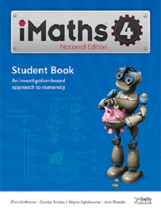 iMaths:  4 - Student Book [For the Aust Curriculum]