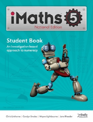 iMaths:  5 - Student Book [For the Aust Curriculum]