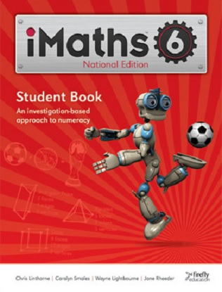 iMaths:  6 - Student Book [For the Aust Curriculum]