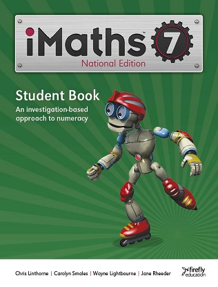 iMaths:  7 - Student Book [For the Aust Curriculum]