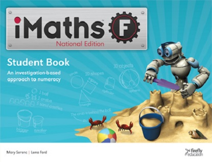 iMaths:   Foundation - Student Book [For the Aust Curriculum]